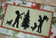 SewingOnSundays-AppliqueEmbroideryMugRugs&WallHangings / by Morgan Scherr
