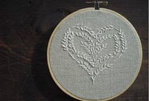 stitch it pretty / my new mission-- embroidery!! / by heather feather
