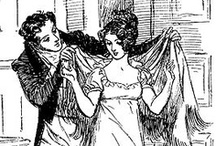 Jane Austen / by Cristabelle Chaverri