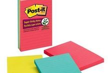 Back-to-school: 10 must-haves this season / For students looking for a great year ahead, here are some of our favourite tools for success. / by Post-it® Brand Canada