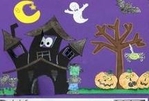 Activities for Halloween / by Pinning Teacher