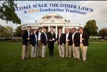 Walk the Other Lawn / Join us for a Virginia graduation tradition.  Each year, the fourth-year class of UVA, family, and friends are invited to attend Walk the Other Lawn—a celebratory graduation dinner held on Monticello's West Lawn. / by Thomas Jefferson's Monticello