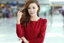 117-Moda Asiática / Lindos estilos! / by Margaret Eler