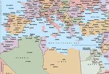 MEDITERRANIA / Els colors, els sabors i les gents de la Mediterrania. Places, people & food from the Mediterranian Basin. Comme bon vous semble!   / by Guiomar A. Fages