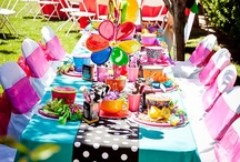 Kids Parties / by Tracey S