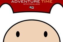 Adventure Time / by Daniela Montoya