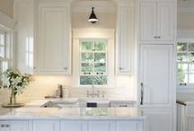Kitchens: where the magic happens / by Nancy Boyd