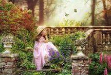 ╭⊰✿ The Secret Garden  ✿⊱╮ / SHHHHHH...It's A Secret! ;-) / by LadyLuxury