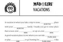Best. Mad. Libs. Ever. / There's no better way to have fun and learn at the same time than to create the funniest of Mad Libs with your friends and family.  / by Heritage Elementary Schools