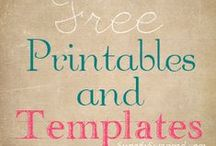 Free Printables / by msgardengrove1 annie