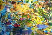 Imageinary / Shots of nature that are ethereal, abstract, or manipulated. / by Adrienne Rolka