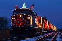 Trains / by Jamie Smith