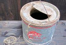 Vintage Fishing Gear / by Salty Roe