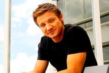 Jeremy Renner ☆ / Another yummy man. Jeremy  Renner~Born on 7th January 1971 / by Marilyn Monroe in Colour