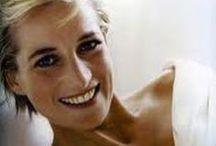 Princess Diana (1961~1997) / Our English rose that was sadly taken from us. Lady Di ~ Born on 1st July 1961 & Died on 31st August 1997. / by Marilyn Monroe in Colour