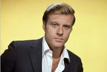 Robert Redford / Robert Redford Born on 18th August 1936 / by Marilyn Monroe in Colour