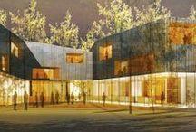 interesting and nice buildings / by Muhammet Fatih Hocaoğlu