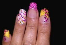 funky and fun nail art to try / you will not find any boring nails here!!! / by nicole rodriguez