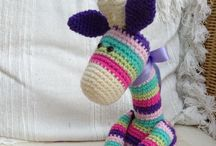 Crochet ideas / by Alison Livesey
