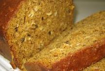 Bread & Savory Bakes / Delicious homemade bread and other savory baked goodies / by Charmaine van der Berg