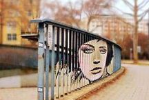 Urban Art and Installations  / to see a world, not as we know it! / by J Ashen