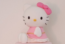 Party Ideas - Hello Kitty / by Devonna Lindley Madsen