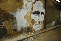 Street Art Graded Unit / by Rachael Doig