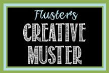 Creative Muster Favorites / Favorite Links from Fluster's Creative Muster Party / by Fluster Buster