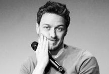 James McAvoy / by Becky