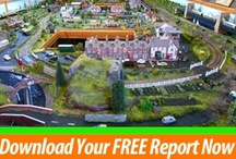 FREE Model Train Guides / Download a free model train guide that will stop any beginner from making costly mistakes that can ruin their dream model train layout.  / by Model Trains