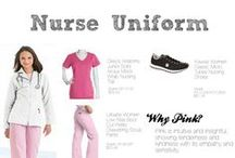 Nurse - Fashion & Accessories / Are you a nurse? Well here is my collection, contribution to all the nurses out there. Have fun re-pinning! / by Andrew Chamberlain