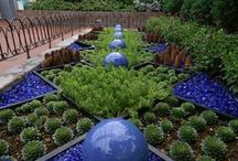 ∻Garden Ideas∻ / I LOVE gardens and seeing how others decorate their outdoor spaces... a wonderful garden makes a home so much more inviting. / by Margie Schaecher
