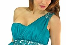 Maternity Evening Gowns / by Mommylicious Maternity