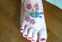 Foot Tattoos / by Shoeaholics Anonymous