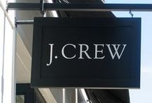 The Crew / My love of all things J.Crew / by Laura Tomassi