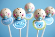Cake Pops, Cupcakes and Cookies / by Patricia Swolensky