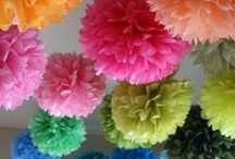 Birthday Party Ideas / by Christine Bradfield