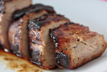 Whats Cookin Good Lookin / All different kinds of pork, beef and poultry. / by Denise Hoffman