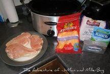Crockpot Recipes / by Josie Rinehart