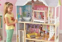 Girls' Room of Play  / by Jessica Griggs