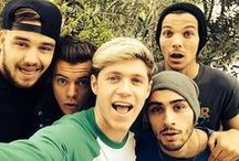 One Direction♡ / by Kamila