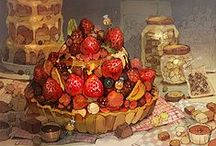 Illustrations - Cooking / by Efen Guy
