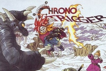 Chrono Trigger / by Layle Phantomhive