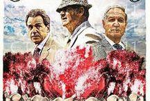 Alabama Football / love my crimson / by Sheyla Wright