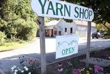 Vermont / The Green Mountain State & home of the Green Mountain Spinnery! / by Green Mountain Spinnery