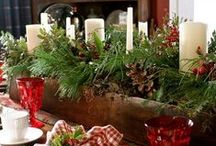 Rustic Holidays / New holiday themes are now available for your holiday party hosted at Garden of the Gods Club and Resort! For more information on hosting a party or event with us, visit our website: www.gardenofthegodsclub.com / by Garden of the Gods Club and Resort