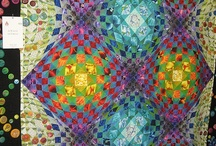 Fibre art - mostly quilts / by Tanya Adair