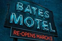 Come Stay at Bates Motel / Hang with Norma and Norman Bates. It'll be definitely be a vacation to write home about. / by ShopTV