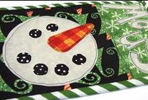 Christmas  craft ideas / by Kerry Hoyle