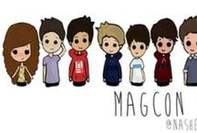Magcon boys! / MAGCON IS LYFE❤️ / by Madison Rhodus